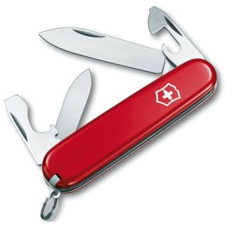 Victorinox   Taschenmesser Recruit, Rot