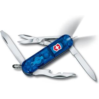 Victorinox | Taschenmesser Midnite Manager, Blau