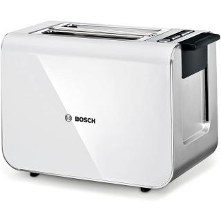 Bosch   Toaster Styline Kompakt, Weiss