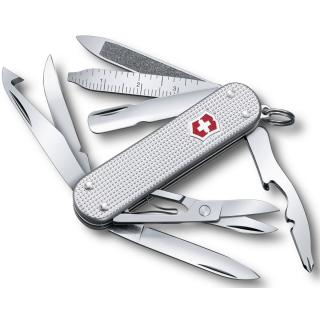 Victorinox | Taschenmesser Mini Champ, Silber