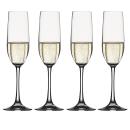 Spiegelau | Champagnerflöte Vino Grande, 4er-Set