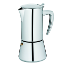 Kela | Espressokocher, 6 Tassen,  induktionsgeeignet,...