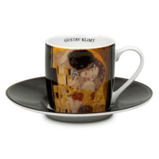 Könitz | Espresso-Set Klimt, 2-teilig