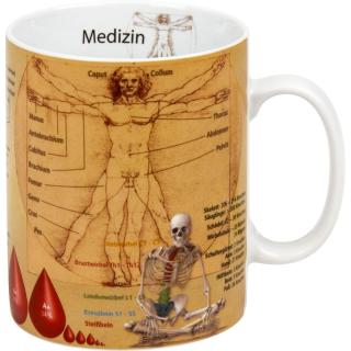 Könitz | Wissensbecher Medizin