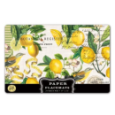 Michel Design Works | Papiertischsets Lemon Basil