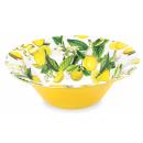 Michel Design Works   Servierschüssel Lemon Basil