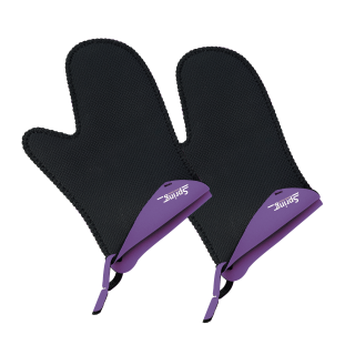 Spring   Ofenhandschuh Grips, violett
