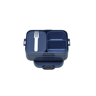 Mepal | Bento Box Take A Break Midi, Nordic Denim