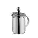 Cilio | Cappuccino Creamer Deluxe, Edelstahl  6-tassig