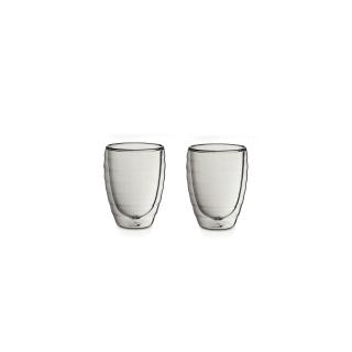 Kela | Latte-Macchiatoglas Cesena, 2er Set