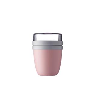 Mepal   Lunch Pot Ellipse Nordic Pink