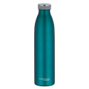 Thermos | ThermoCafé Isolierflasche Edelstahl teal...