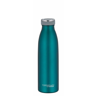 Thermos   ThermoCafé Isolierflasche teal matt, 0,5 Liter