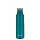 Thermos | ThermoCafé Isolierflasche teal matt, 0,5...