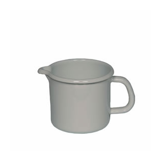 Riess | Emaille-Schnabeltopf weiss 14cm, 1,7l