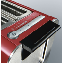 Siemens   Kompakt Toaster Sensor of senses, cranberry-  rot
