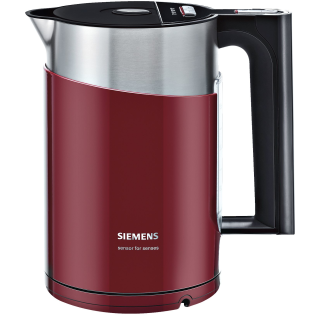 Siemens | Wasserkocher Sensor of senses, 1,5 l, cranberry