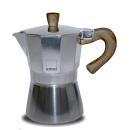 Gnali+Zani | VENEZIA Espressokocher Alu 6-tassig,...