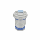 Thermos | Isolierflasche Light & Compact, Steel 1,0...