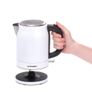 Cloer | Edelstahl Wasserkocher 1,7l