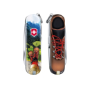 Victorinox | Taschenmesser Classic Limited Edition I love hiking