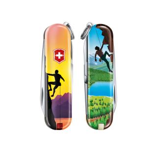 Victorinox | Taschenmesser Classic Limited Edition Climb high