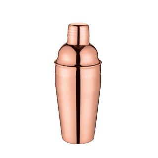 Cilio | Cocktailshaker verkupfert, 500ml