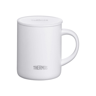 Thermos | Isoliertrinkbecher Longlife Mug weiss 0,35l
