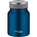 Thermos   Isolier Speisegefäß saphir blue 0,5l