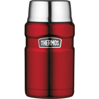 Thermos   Speisegefäß Stainless King cranberry 0,71l
