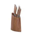 Wirths   ACACIA Messerblock Set mit 5 Messern